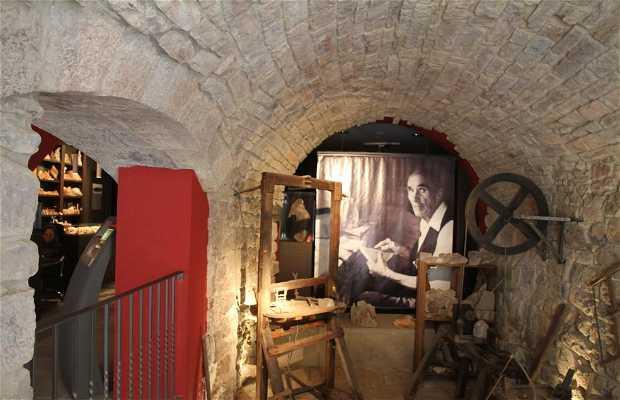 Carnicería del Castrón-Museo de la sal