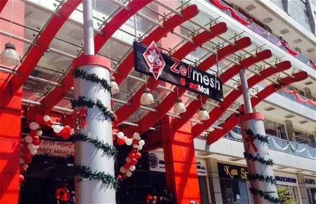 Centro comercial Wegagen Zefmesh