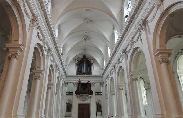 Iglesia Abacial Notre Dame de Floreffe