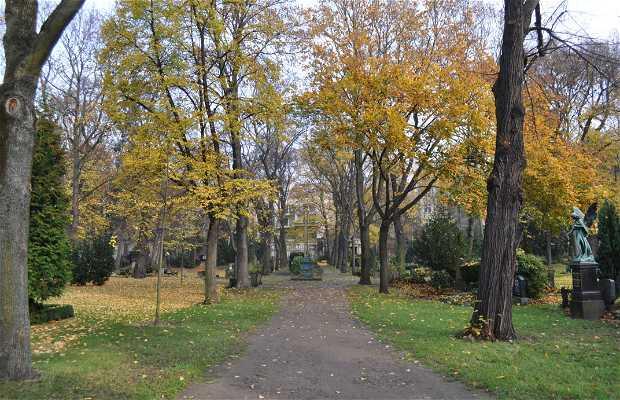 Cemitério Sophiengemeinde