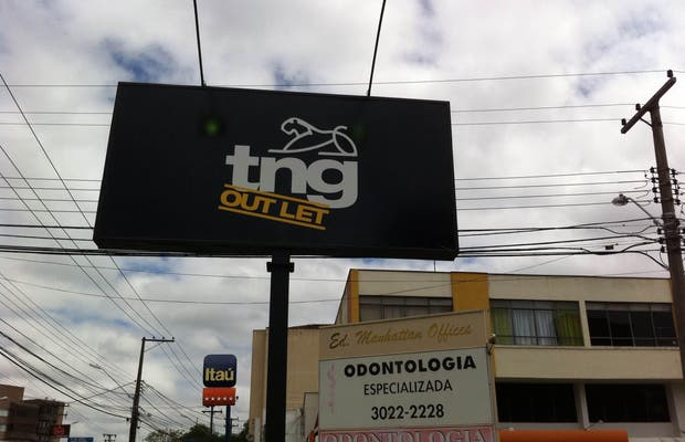 Outlet TNG