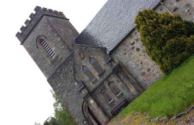 Iglesia de San Munda de Glencoe