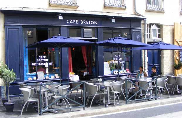 Le Café Breton