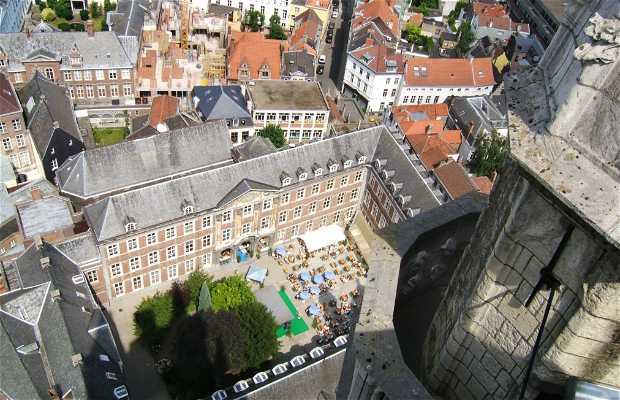 Cathédrale de San Bavon (Sint-Baafskathedraal)