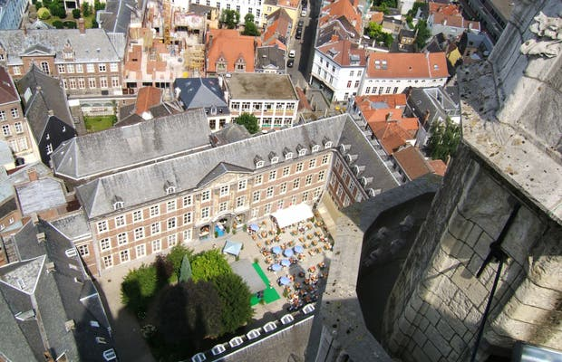 Cattedrale di S. Bavo (Sint-Baafskathedraal)