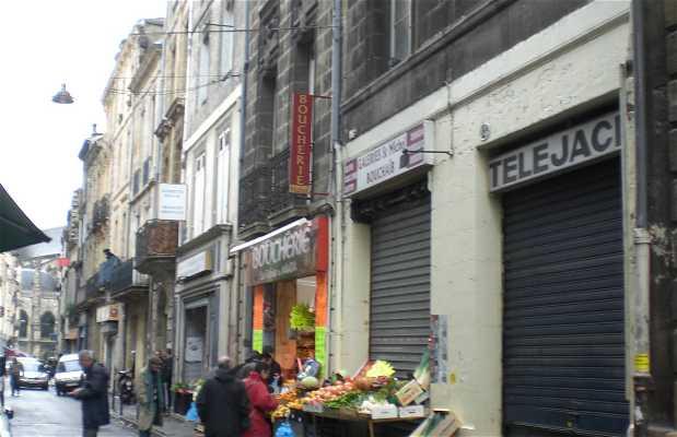 Calle des Faures