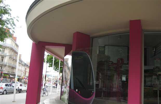 Maison du tram