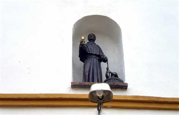 Iglesia de San Juan de Sahagún