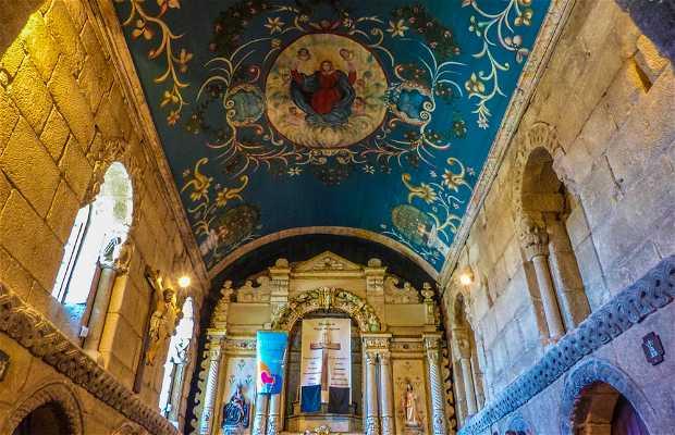 Iglesia de Santa Maria la Mayor de Tarouquela