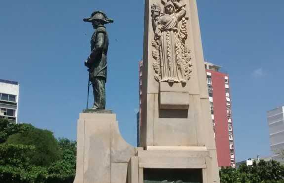 Monumento Almirante Saldanha da Gama