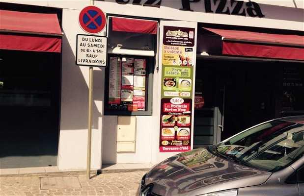 Artiz' Pizza - 12 rue Carnot - 54300 Lunéville
