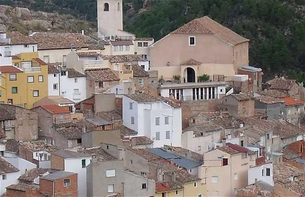 Iglesia-Mirador Bogarra
