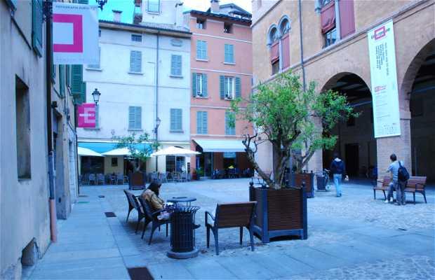 Plaza Casotti