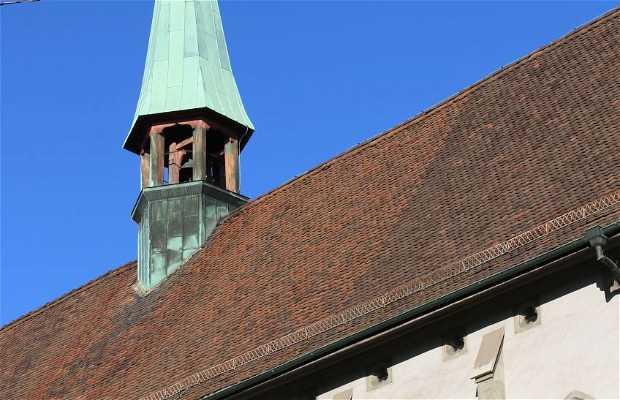 La iglesia francesa