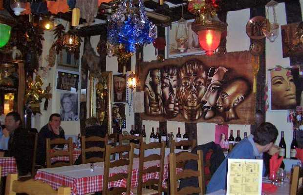 Restaurante Les Délices des Pharaons