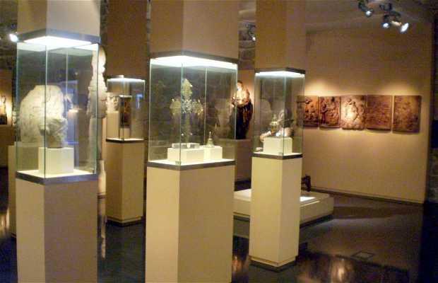 Museo Arqueológico - Escolma Escultura