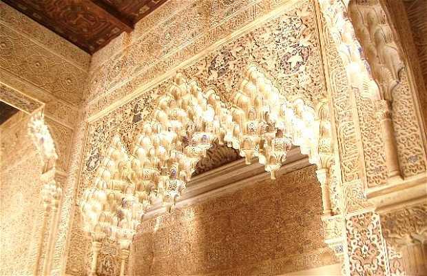 Hall of the Kings (Sala de los Reyes)