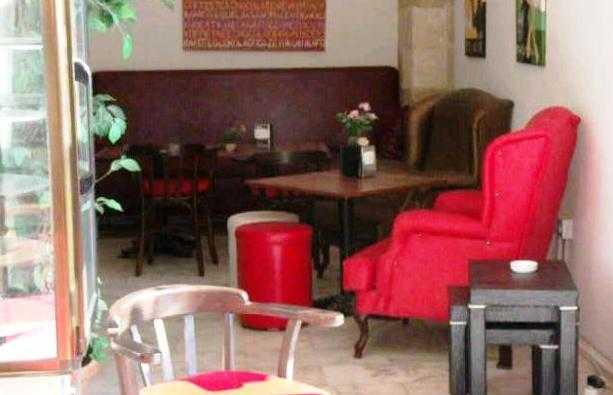 Cafetería Ginko