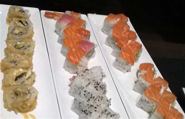 Sushi Niwa, Cagliari