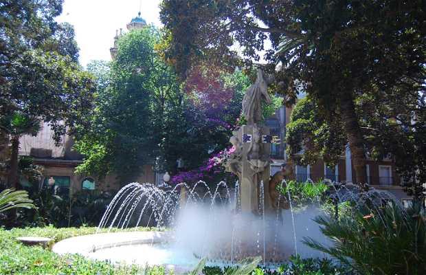 Piazza Gabriel Miró