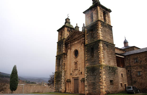 San Andrés church