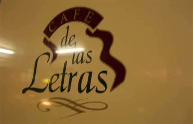 de las Letras Café