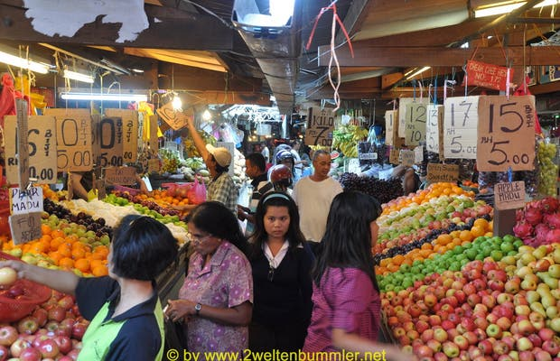 Mercato di Chow Kit