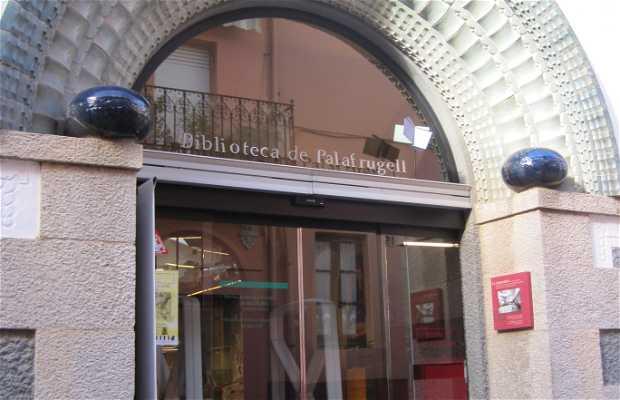 Edificio La Cooperativa Palafrugellense - Biblioteca Pública