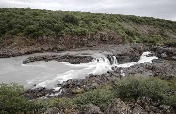 Cascada Barnafoss