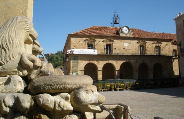 Plaza Mayor of Soria