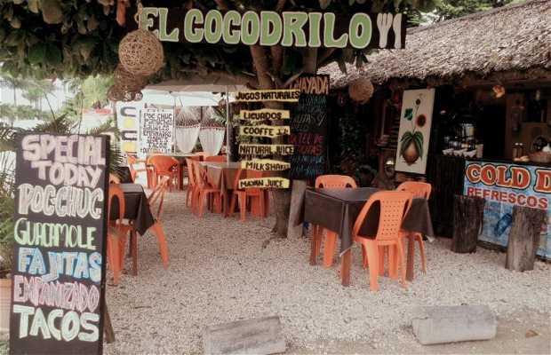 Restaurante el cocodrilo