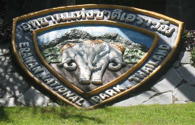 Erawan National Park.