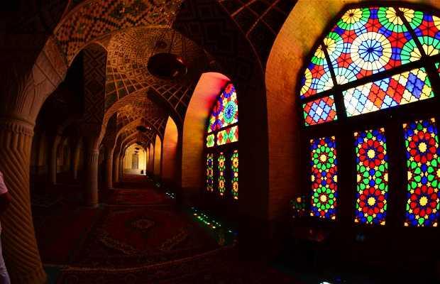 Mezquita Nasir-al-Molk