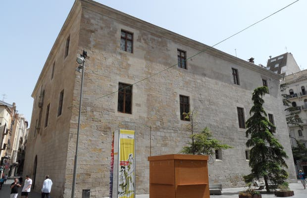 Ancien hôpital de Sainte Marie