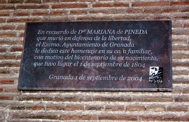 Casa de Mariana Pineda