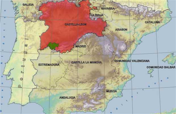Reserva de la Biosfera de Sierras de Béjar-Francia