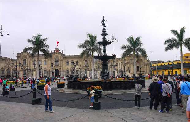 Monumento para la independencia