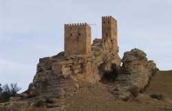 Le Château de Zafra