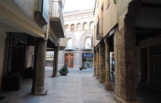 Plaza de Sant Miquel