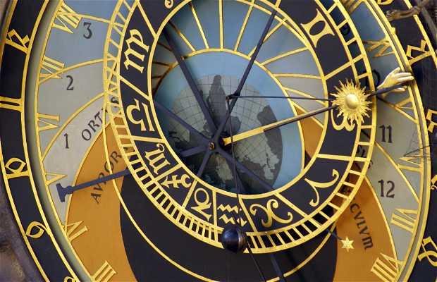 Relógio Astronômico - Orloj
