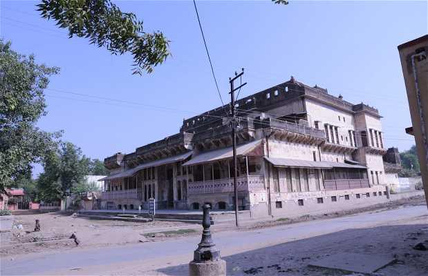 Hanuman Prasad Nevetia Haveli