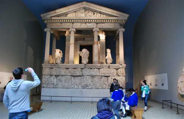 Monumento de las Nereidas