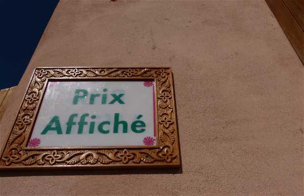 Prix Affiché