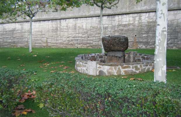 Jardines del Santuario