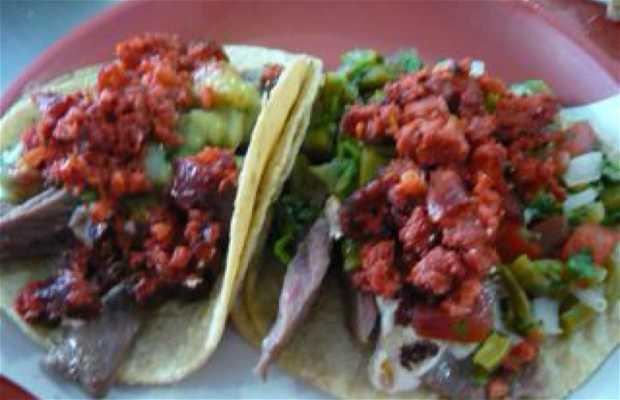 Tacos La Bici