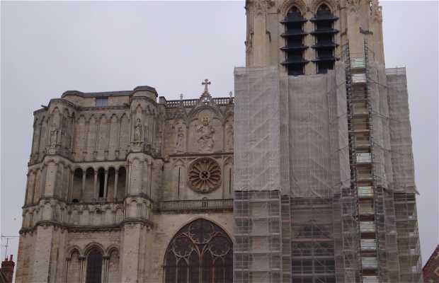 Saint-Etienne de Sens Cathedral