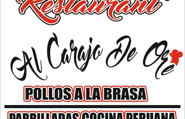 Restaurant al Carajo de Oré
