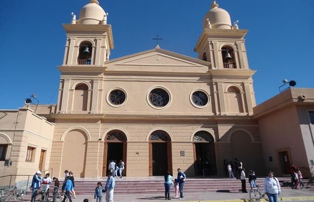 Cafayate's cathedral