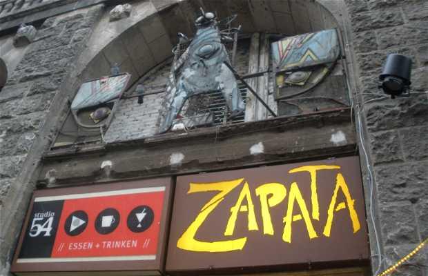 Bar Zapata a Berlino
