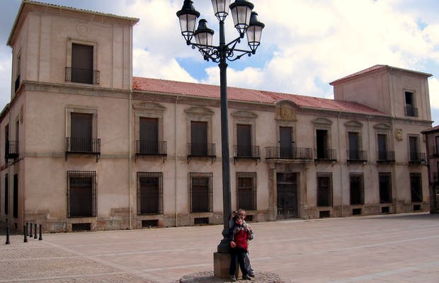 Ducal Palace of Medinaceli